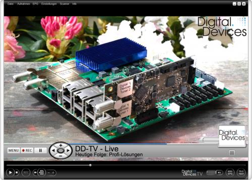 DDTV_v1_Hauptfenster